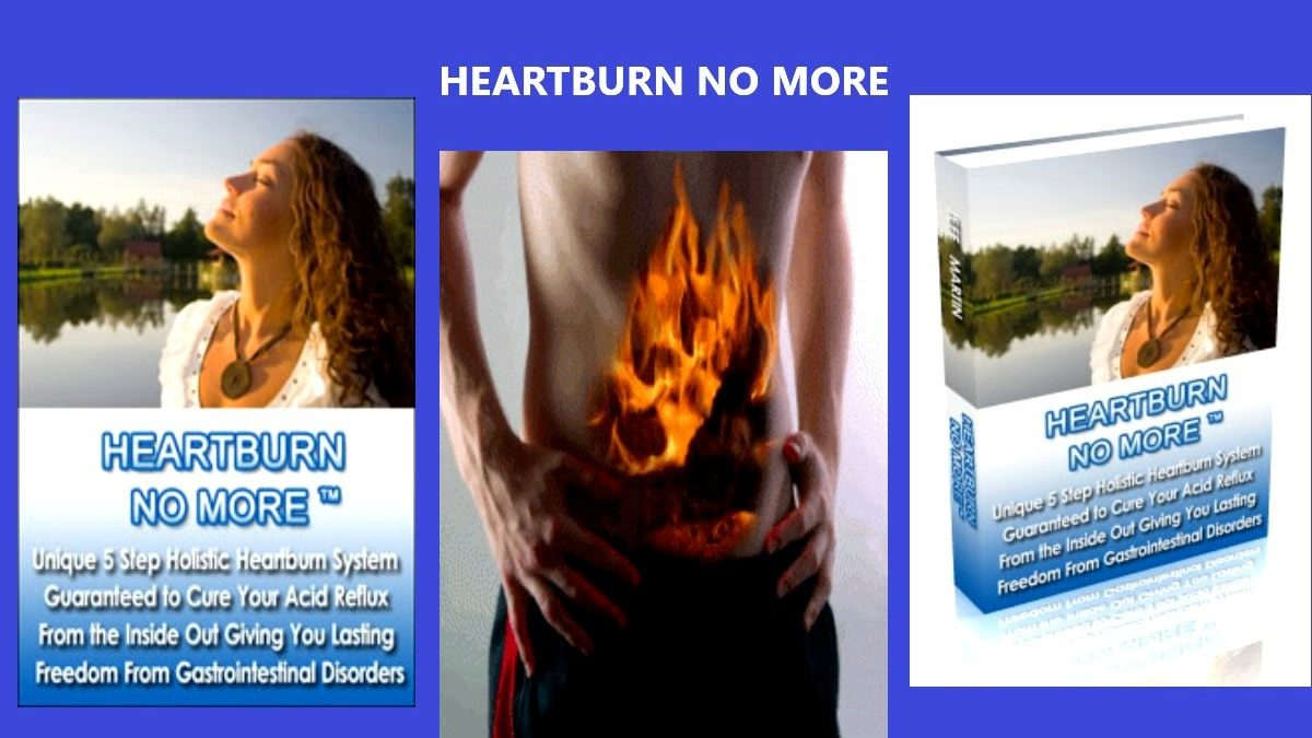 Heartburn No More-min
