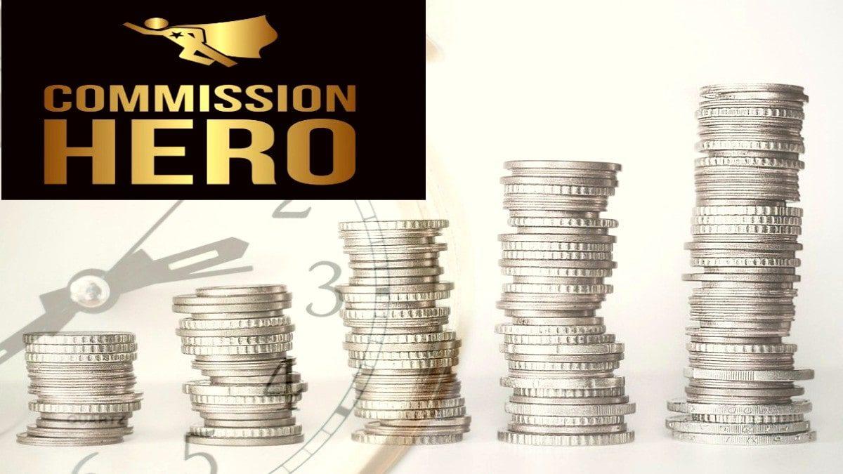 Online Make Money Commision Hero