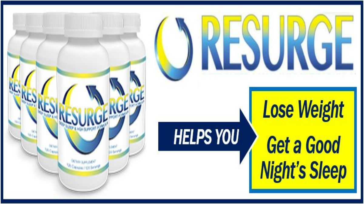 Resurge Supplement Review Health Fitness Diet