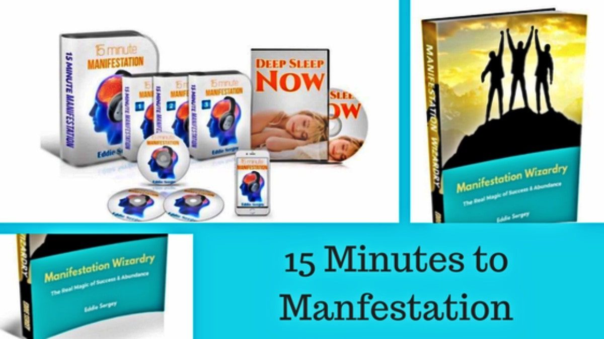 The 15-Minute Manifestation Review
