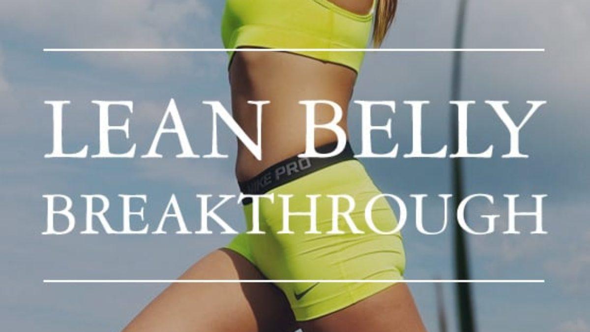 The-Lean-Belly-Breakthrough