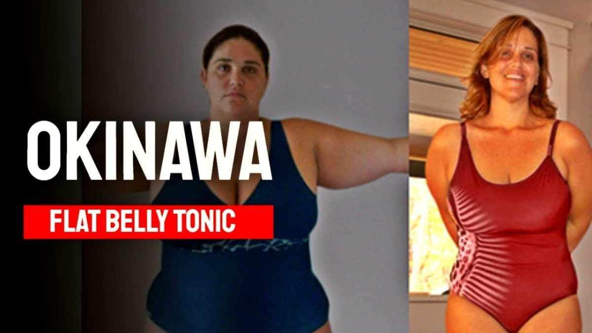 The Okinawa Flat Belly Tonic System Review
