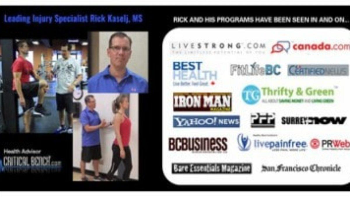 Unlock Your Hip Flexors Rick Kaselj