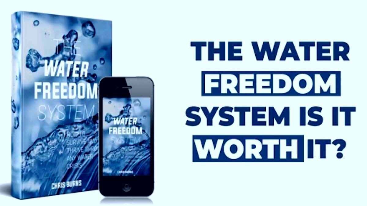 Water Freedom System Buy Now