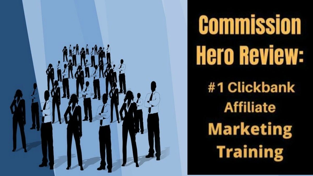 What is The Commission Hero