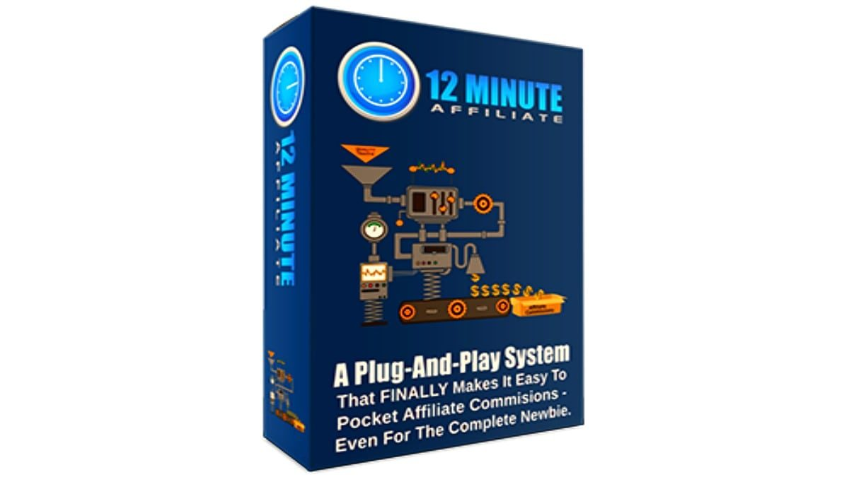 What is the 12-minute-affiliate