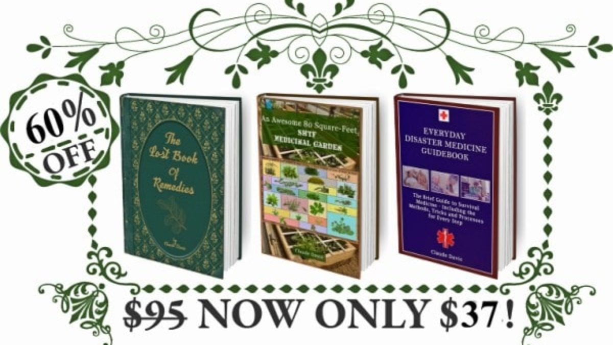 The Lost Book Remedies sales